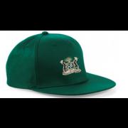 Clipstone and Bilsthorpe CC Green Snapback Hat