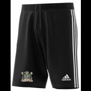 Clipstone and Bilsthorpe CC Adidas Black Junior Training Shorts