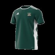 Clipstone and Bilsthorpe CC Green Junior Training Jersey