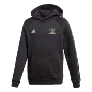 Clipstone and Bilsthorpe CC Adidas Black Fleece Hoody