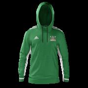 Clipstone and Bilsthorpe CC Adidas Green Hoody
