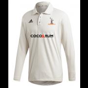 Saltburn CC Adidas Elite L/S Playing Shirt