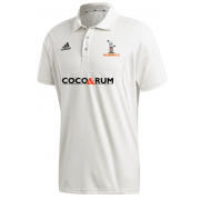 Saltburn CC Adidas Elite Junior Playing Shirt