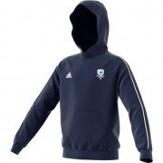Eversholt CC Adidas Navy Fleece Hoody