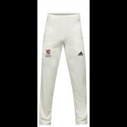 Egerton Park CC Adidas Pro Playing Trousers