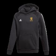 Egerton Park CC Adidas Black Fleece Hoody