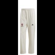 Egerton Park CC Adidas Elite Playing Trousers