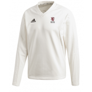 Egerton Park CC Adidas Elite Long Sleeve Sweater
