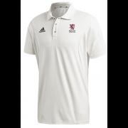 Egerton Park CC Adidas Elite Junior Short Sleeve Shirt