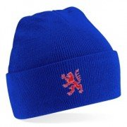 Burbage and Easton Royal CC Blue Beanie