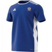 Comberton CC Adidas Blue Training Jersey