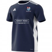 Hackney CC Adidas Navy Training Jersey