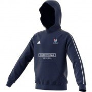 Hackney CC Adidas Navy Fleece Hoody