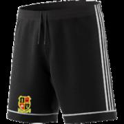 Altofts CC Adidas Black Junior Training Shorts