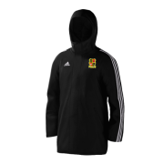Altofts CC Black Adidas Stadium Jacket