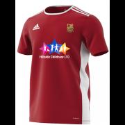 ALTOFTS CC Red Junior Training Jersey