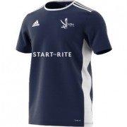 Stiffkey CC Adidas Navy Junior Training Jersey