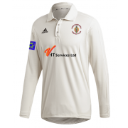 Great Brickhill CC Adidas Elite Long Sleeve Shirt