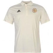 Stoke Green CC Adidas Pro Junior Short Sleeve Polo