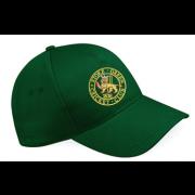 Stoke Green CC Green Baseball Cap