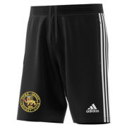 Stoke Green CC Adidas Black Junior Training Shorts