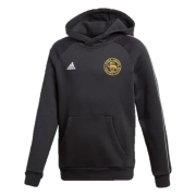 Stoke Green CC Adidas Black Junior Fleece Hoody