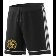 Stoke Green CC Adidas Black Training Shorts