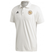 Stoke Green CC Adidas Elite Junior Short Sleeve Shirt
