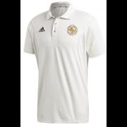 Stoke Green CC Adidas Elite Short Sleeve Shirt