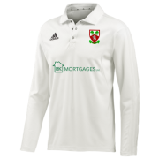Cudham Wyse CC Adidas Elite L/S Playing Shirt