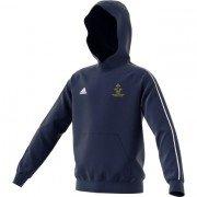 Sawbridgeworth CC Adidas Navy Junior Hoody
