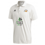 Eggborough Power Station CC Adidas Elite Short Sleeve Shirt