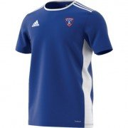 Cayton CC Adidas Blue Training Jersey