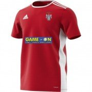 Keighley CC Adidas Red Training Jersey