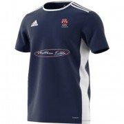 Colne CC Adidas Navy Junior Training Jersey