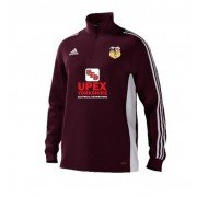 Thornton Watlass CC Adidas Maroon Training Top
