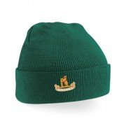 Olton and West Warwicks CC Green Beanie