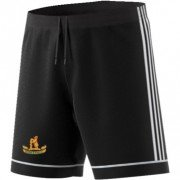 Olton and West Warwicks CC Adidas Black Training Shorts