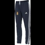 Silkstone Utd CC Adidas Junior Navy Training Pants
