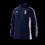 Silkstone Utd CC Adidas Navy Training Top