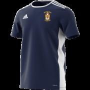 Silkstone Utd CC Adidas Navy Junior Training Jersey