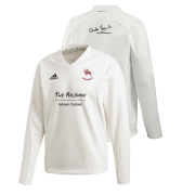Farningham CC Adidas Elite Long Sleeve Sweater