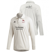 Farningham CC Adidas Elite Long Sleeve Shirt