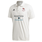 Farningham CC Adidas Elite Junior Short Sleeve Shirt