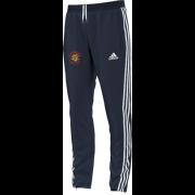 Hardingstone CC Adidas Navy Training Pants