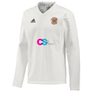Hardingstone CC Adidas L/S Playing Sweater