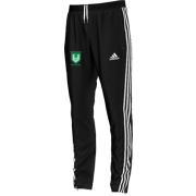 Stainborough CC Adidas Black Junior Training Pants