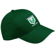 Stainborough CC Green Baseball Cap