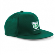 Stainborough CC Green Snapback Hat