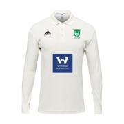 Stainborough CC Adidas Pro L/S Playing Shirt